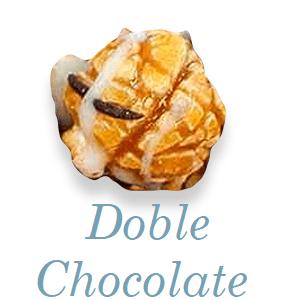 allpop palomitas gourmet con sabor doble chocolate