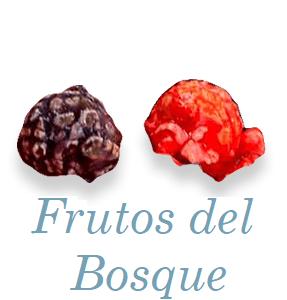 allpop palomitas gourmet con sabor a frutos del bosque