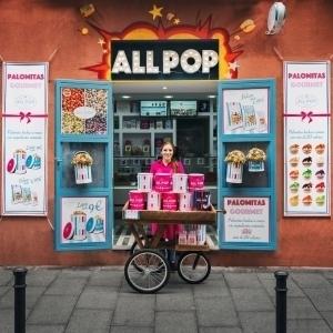 Allpop tienda de palomitas
