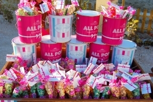 Eventos y Celebraciones. ALL POP Gourmet